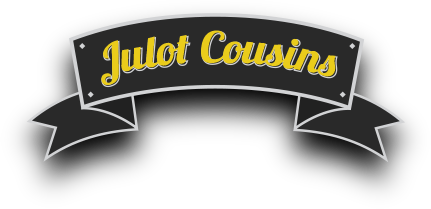The logo of the show Julot